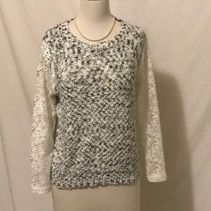 Anthropologie Sunday in Brooklyn sweater size sm